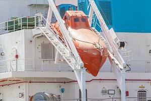 Enclosed Lifeboats