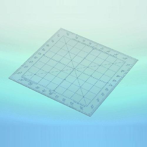 Chart Protractor 0656.60
