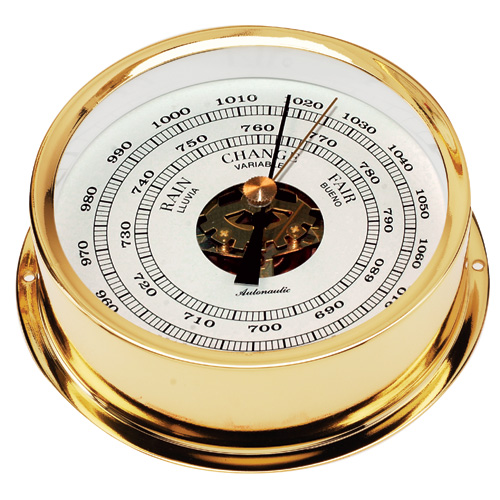 Pacific 120 Barometer