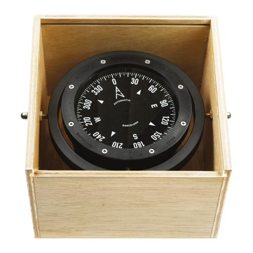 CSB Boxed Compass