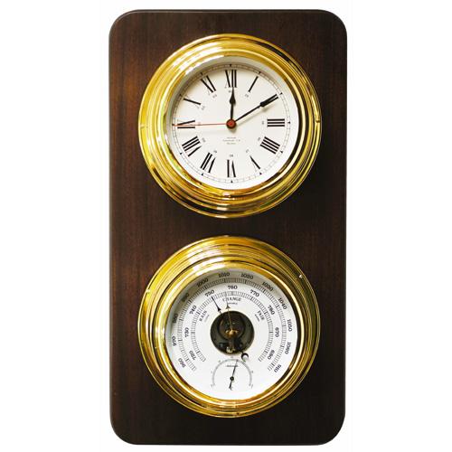 Mediterranean  Clock and Barometer