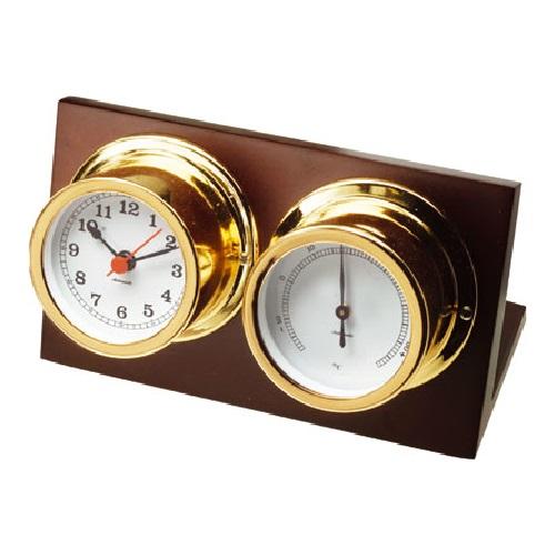 Minor 72 Clock and Barometer
